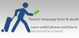 Tourist language learn & speak